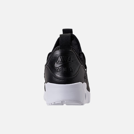 9678f37313e Back view of Men s Nike Air Max 90 EZ Casual Shoes in Black Black
