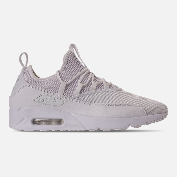 Right view of Men s Nike Air Max 90 EZ Casual Shoes in Triple White f61d694e3