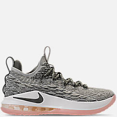 Men's Nike LeBron 15 Low Basketball Shoes
