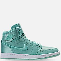 Women's Air Jordan Retro 1 High OG SOH Casual Shoes