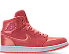 Women's Air Jordan Retro 1 High OG SOH Casual Shoes