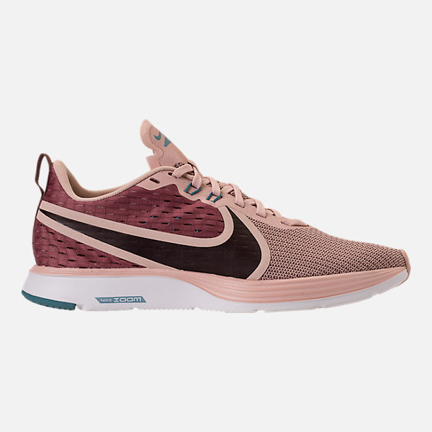 Right view of Women s Nike Zoom Strike 2 Running Shoes in Mink  Brown Particle Beige 2758e878b