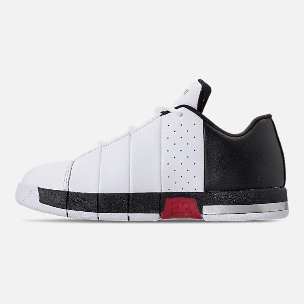 bc6fb5a043bad4 ... Left view of Boys Little Kids Jordan Team Elite 2 Low Casual Shoes ...
