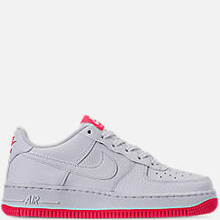 Girls' Big Kids' Nike Air Force 1 Casual Shoes