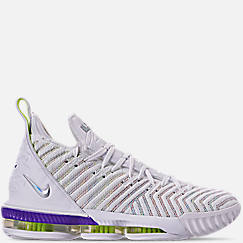 Men's Nike LeBron 16 Basketball Shoes