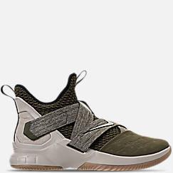 Men's Nike LeBron Soldier 12 Basketball Shoes