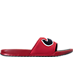 Men's Nike Benassi Jdi Chenille Slide Sandals by Nike