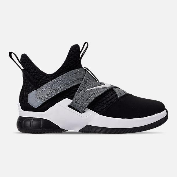 007303b22e4a72 Boys  Big Kids  Nike LeBron Soldier 12 SFG Basketball Shoes