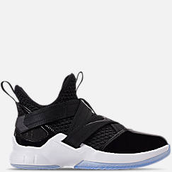 5c417e312a7 Boys  Big Kids  Nike LeBron Soldier 12 SFG Basketball Shoes