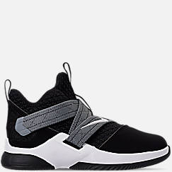 Boys' Little Kids' Nike LeBron Soldier 12 SFG Basketball Shoes