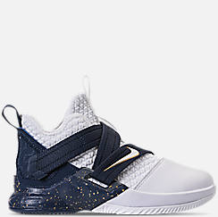 Boys' Preschool Nike LeBron Soldier 12 SFG Basketball Shoes