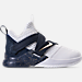 Midnight Navy/White/Mineral Yellow