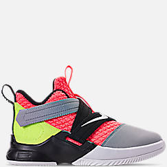 Boys' Little Kids' Nike LeBron Soldier 12 SFG Basketball Shoes