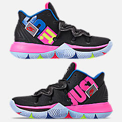9a8eae512d2b Men s Nike Kyrie 5 Basketball Shoes