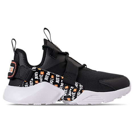 Women'S Air Huarache City Low Premium Casual Shoes, Black