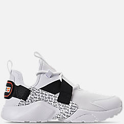 Women's Nike Air Huarache City Low Premium Casual Shoes
