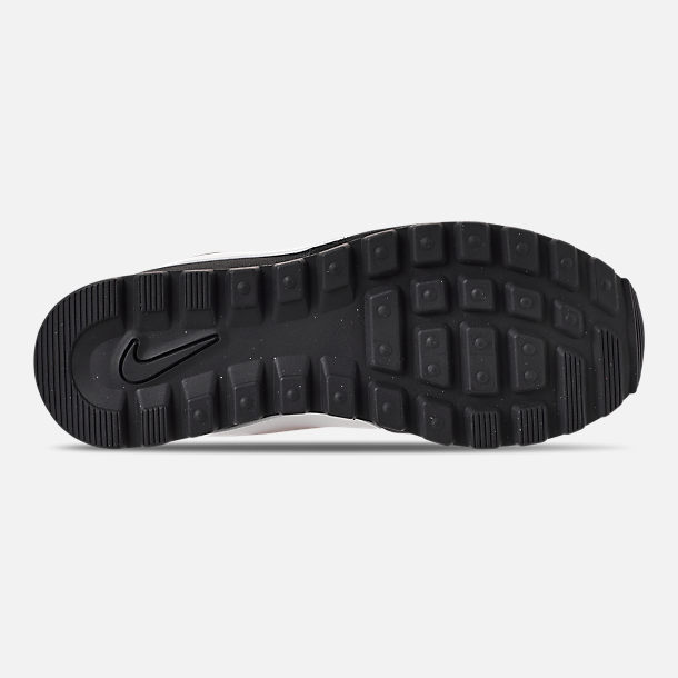 Bottom view of Women's Nike Pre-Love O.X. Casual Shoes in Black/Summit White
