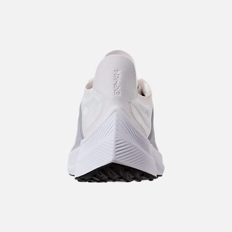Back view of Women's Nike EXP-X14 Running Shoes in White/Wolf Grey/Black