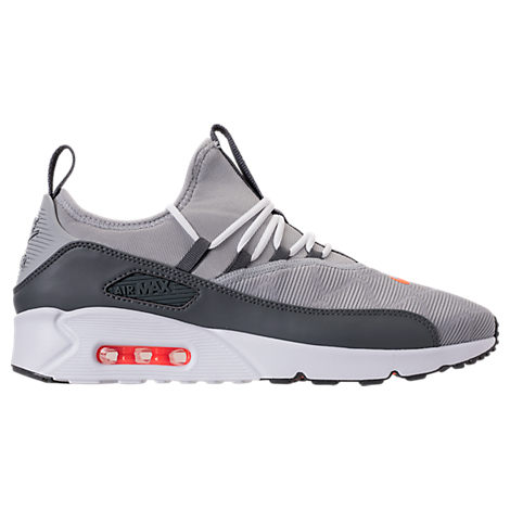 sale retailer 620ce 75c13 NIKE MEN'S AIR MAX 90 EZ SE CASUAL SNEAKERS FROM FINISH LINE, GREY ...