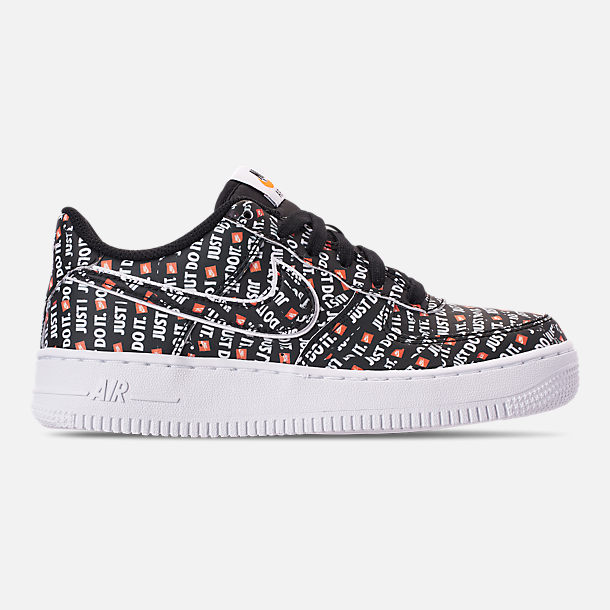 buy popular 3faef de266 ... greece right view of kids grade school nike air force 1 jdi premium  casual shoes in