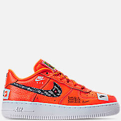 Big Kids' Nike Air Force 1 JDI Premium Casual Shoes