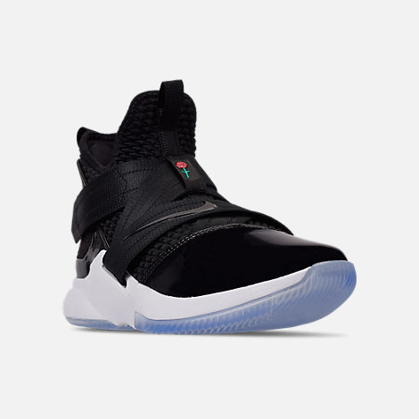 newest beb9b 3b1c1 Men's Nike LeBron Soldier 12 SFG Basketball Shoes