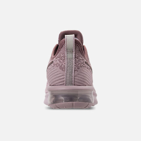 Back view of Women's Nike Air Max Sequent 4 Casual Shoes in Particle Rose/Particle Rose/Smokey Mauve