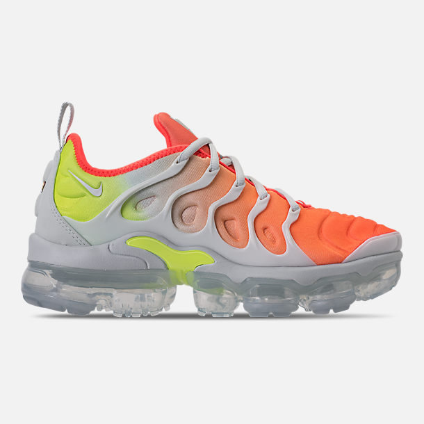 4b504846c00 ... amazon right view of womens nike air vapormax plus casual shoes in  barley grey barley grey