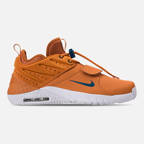 on sale 57226 60945 ... discount code for right view of mens nike air max trainer 1 leather  training shoes in