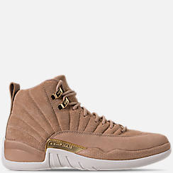 Women's Air Jordan Retro 12 Basketball Shoes
