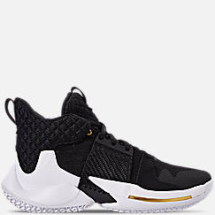 Boys  Big Kids  Air Jordan Why Not Zer0.2 Basketball Shoes 838957ae1