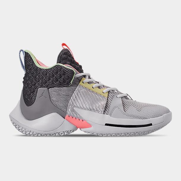 Men's Air Jordan Why Not Zer0.2 Basketball Shoes