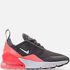 Girls' Preschool Nike Air Max 270 Casual Shoes