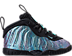 Boys' Toddler Nike Little Posite One Premium Basketball Shoes