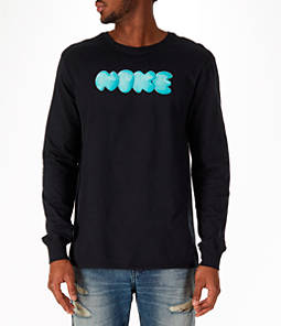 Men's Nike Sportswear Air Max 270 Wildcard Long-Sleeve T-Shirt