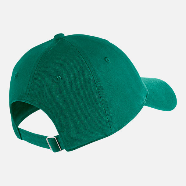 Back view of Unisex Nike Sportswear Heritage86 Overdye Adjustable Hat