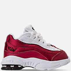Girls' Toddler Nike Air Max 95 SE Casual Shoes