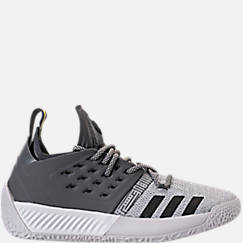 Boys' Grade School adidas Harden Vol. 2 Basketball Shoes