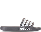 Men's Adidas Adilette Cloudfoam Plus Slide Sandals by Adidas