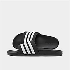 Men's adidas Adilette Cloudfoam Plus Slide Sandals