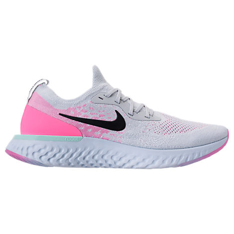 d861676623f2 ... aw lab 12a4b 390eb  low cost nike womens epic react flyknit running  shoes pink fc7ed 98370