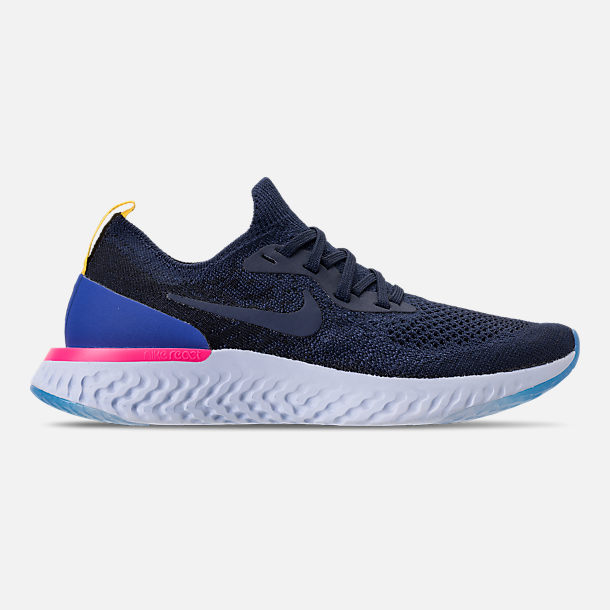 NIKE Womens Nike Epic React Flyknit AQ0070-601 VINTAGE WINE Size 9.5