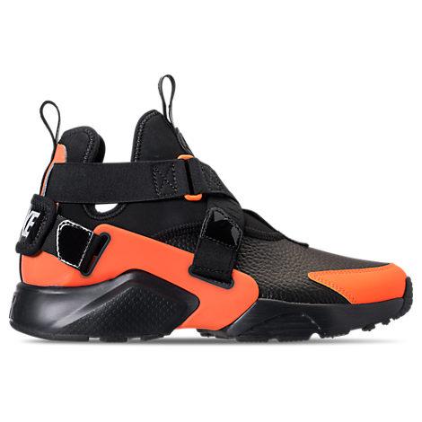 Women'S Air Huarache City Utility Casual Shoes, Black
