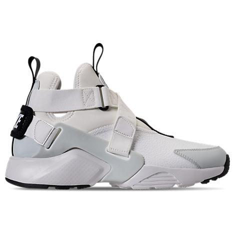 Women'S Air Huarache City Utility Casual Shoes, White