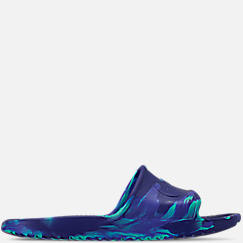 Men's Nike Kawa Shower Marble Slide Sandals
