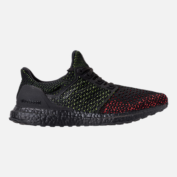 c3de9896bd4478 ... low price right view of mens adidas ultraboost clima running shoes in  core black solar red