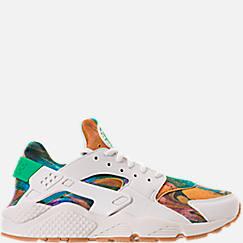 Men's Nike Air Huarache Run Print Casual Shoes
