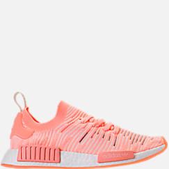 Women's adidas NMD R1 STLT Primeknit Casual Shoes