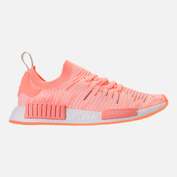 low priced a7484 af51e Women's adidas NMD R1 STLT Primeknit Casual Shoes
