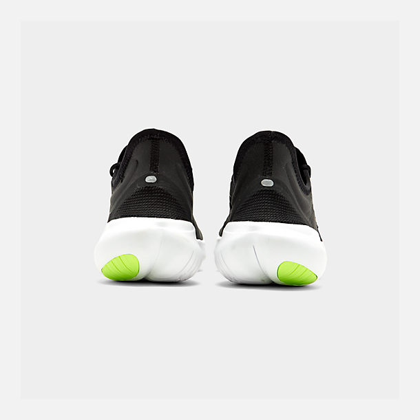 07d2c3bdb006d Left view of Men's Nike Free RN 5.0 Running Shoes in Black/White/Anthracite